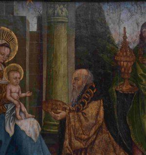 Lekcja muzealna – sztuka średniowiecza