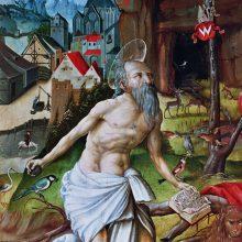 Św. Hieronim Michała Lancza