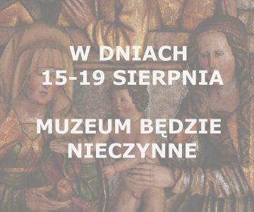 Muzeum nieczynne