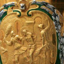 Złoty kielich biskupa Tolibowskiego