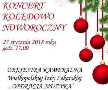 Koncert kolędowo-noworoczny
