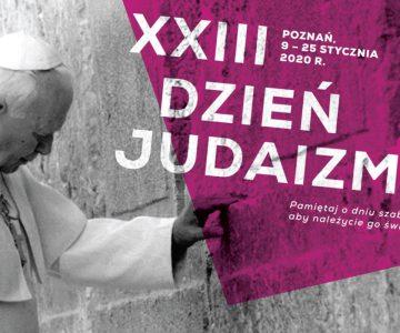 XXIII Dzień Judaizmu